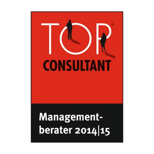 Awarded as Top Consultant of the Year 2015