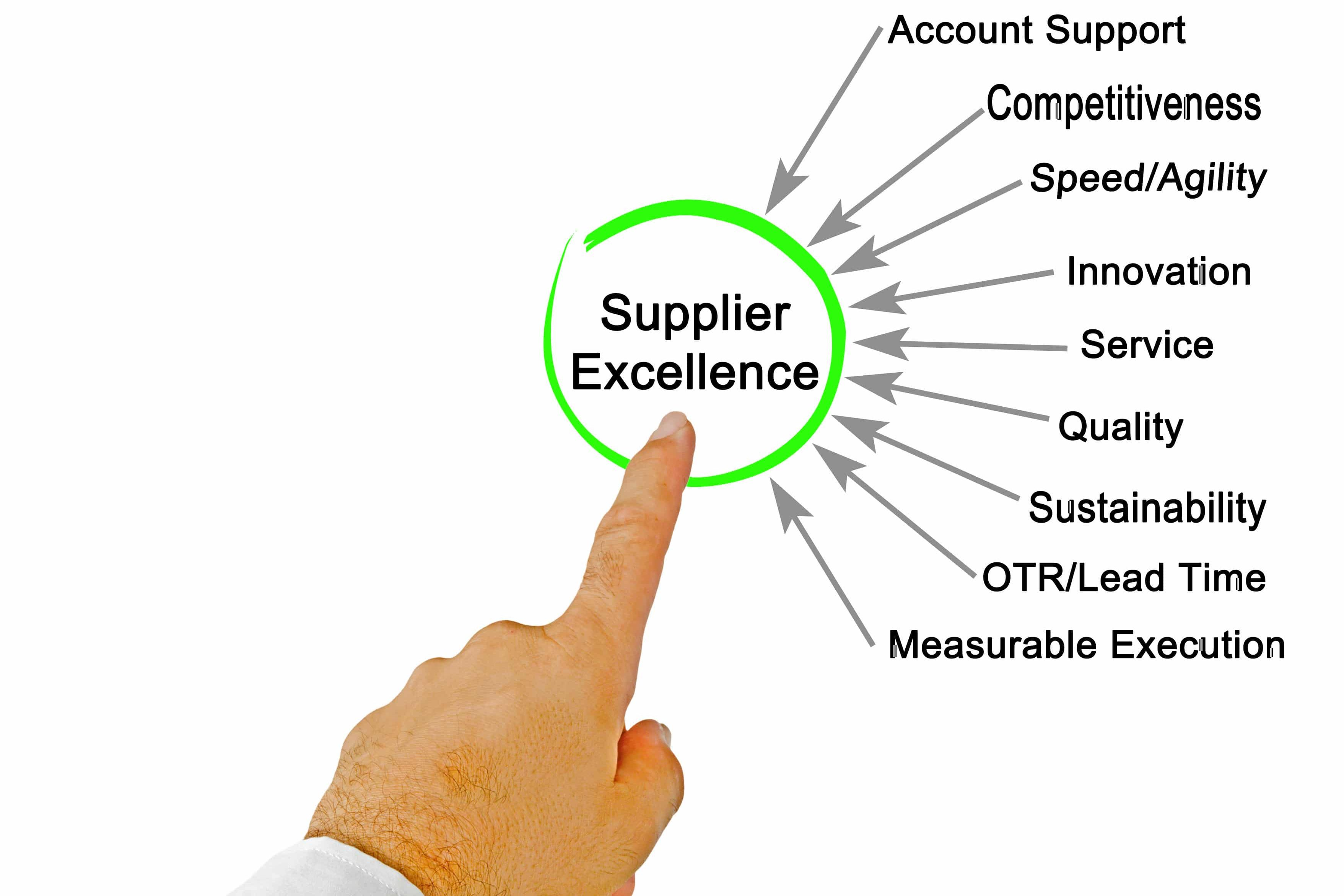 Holistic Supplier Excellence leads to improvement